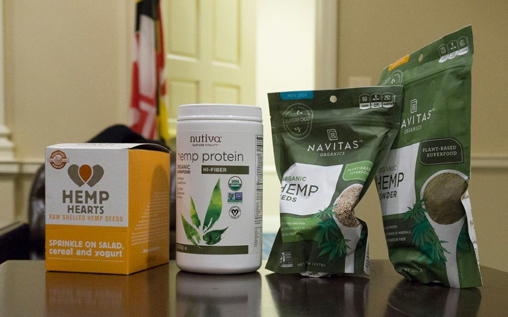 Sponsor of Bill to Legalize Hemp in Maryland Thinks this is the Year