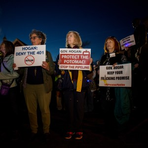 Potomac Pipeline Not Vetted by State, Say Environmentalists